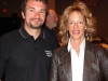 Salvatore Giunta with Photographer Pam Cress